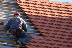 madison tile roof installation